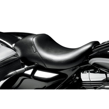 LePera Bare Bones Up-Front Solo Seat for 2008-2020 Harley Touring - Smooth