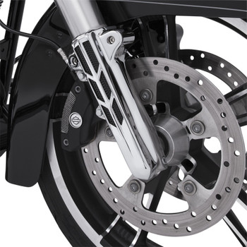 Ciro Forkini Lower Leg Covers for 2014-2016 Harley Touring
