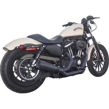 Firebrand FiftyTwo52 Exhaust for 2004-2016 Harley Sportster