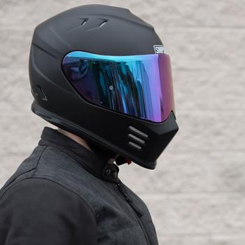 Simpson Ghost Bandit Helmet - Matte Black