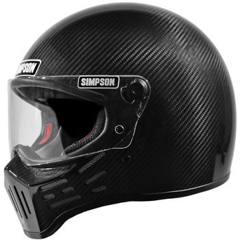 Simpson M30 Carbon Helmet