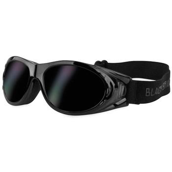 Black Brand Road Dog Goggles