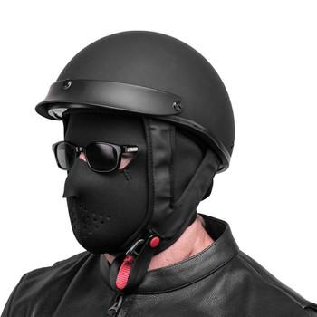 Black Brand Neoprene Full-Face Mask