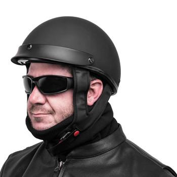 Black Brand Micro-Fleece Neck Warmer
