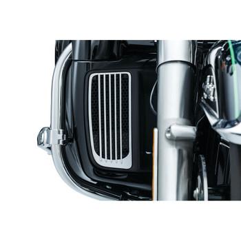 Kuryakyn Radiator Grills for 2014-2016 Harley Twin Cooled