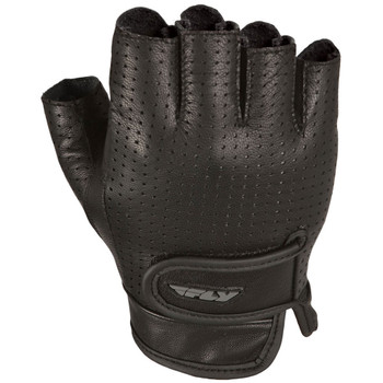 FLY Street Half 'N Half Perforated Leather Gloves