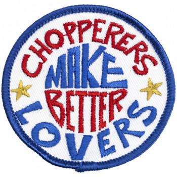 Biltwell Chopperers Patch