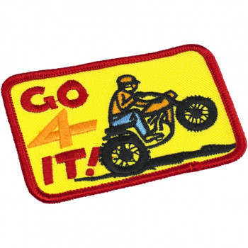 Biltwell Go 4 It Patch