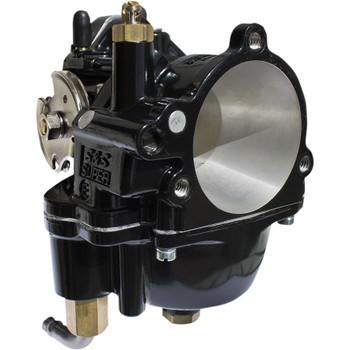 S&S Big Bore Super E Carburetor for Harley - Black