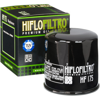Hiflofiltro Oil Filter for Harley Street