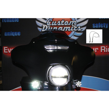 Custom Dynamics Fairing Vent Light Kit for 2014-2016 Harley Touring
