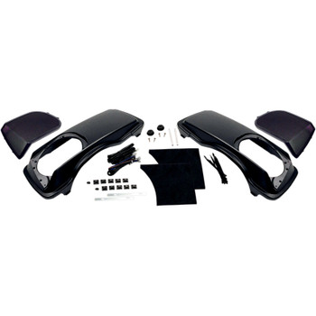 Hogtunes Speaker Lid Kit for 1998-2013 Harley Touring