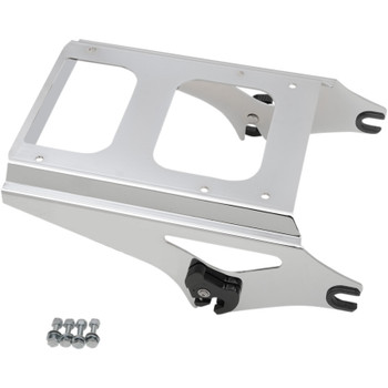 Drag Specialties Quick Detach Tour Box Mount for 1997-2013 Harley Touring