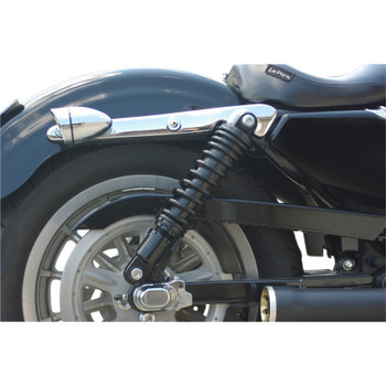 Drag Specialties Ride-Height Adjustable Shocks for 2004-2019 Harley Sportster