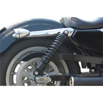 Drag Specialties Ride-Height Adjustable Shocks for 2004-2020 Harley Sportster