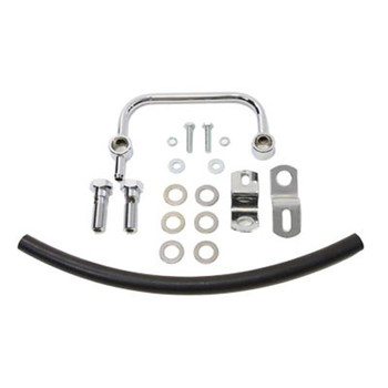 V-Twin Air Cleaner Crankcase Breather Kit for 1991-2016 Harley Sportster