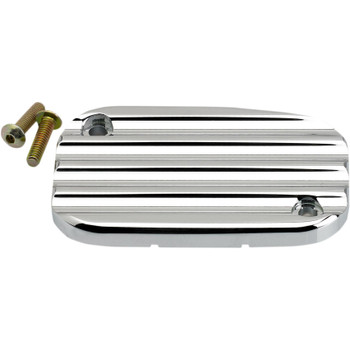 Joker Machine Finned Hydraulic Clutch Master Cylinder Cover for Harley