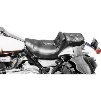 Mustang Regal Duke Pillow Seat for Harley FXR