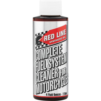 Red Line Fuel System Cleaner - 4oz