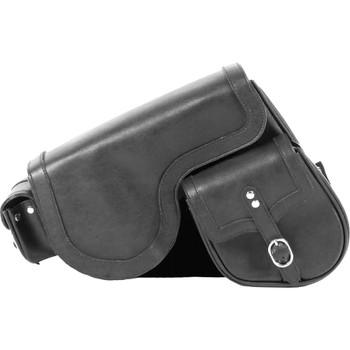 West-Eagle Side Bag with Pockets for 2004-2016 Harley Sportster