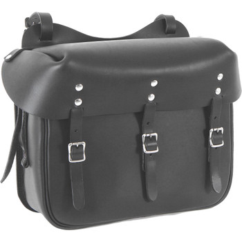West-Eagle Leather Army Style Side Bag