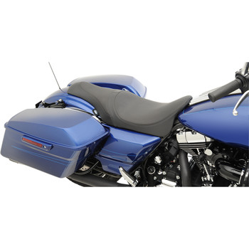 Drag Specialties Smooth Caballero Seat for 2008-2020 Harley Touring
