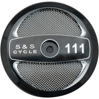 S&S Stealth Air Cleaner Cover - 111""