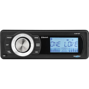 Aquatic AV Harley-Davidson Bluetooth Stereo for 1996-2013 Harley Touring