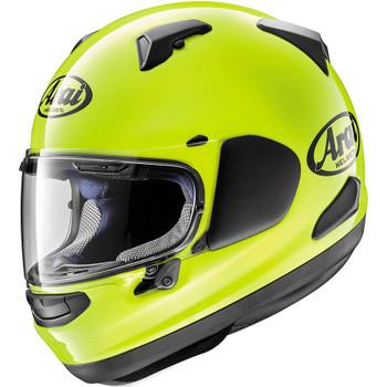 Arai Signet-X Helmet - Fluorescent Yellow