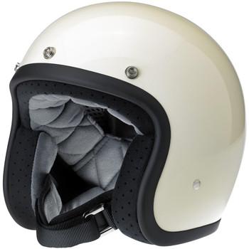 Biltwell Bonanza Helmet - Gloss Vintage White