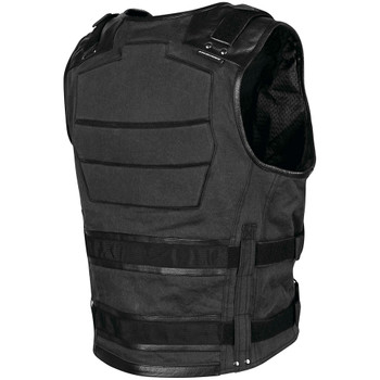 Speed and Strength True Grit Armored Vest - Black