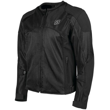 Speed and Strength Midnight Express Mesh Jacket - Black
