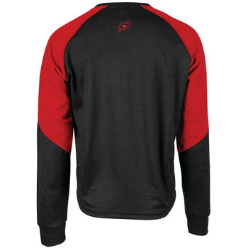Speed and Strength Critical Mass Moto Jersey - Red