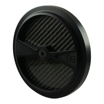Brass Balls F1 Air Cleaner Cover - Black