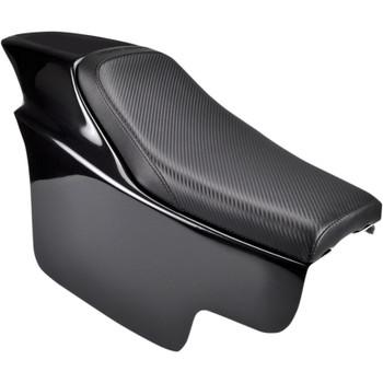 Saddlemen Vintage Seat - Carbon-Fiber