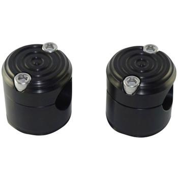 Brass Balls Keg Risers for Springers - Black