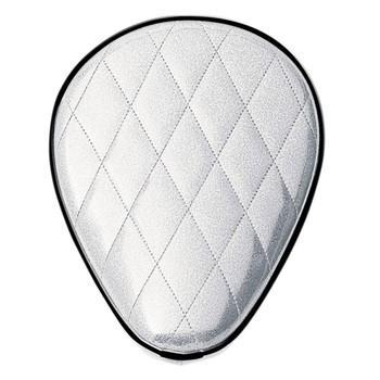 Le Pera Spring-Mounted Solo Seat - Small - Pearl Metalflake