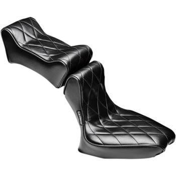 Le Pera Signature II 2-Piece Seat - Diamond