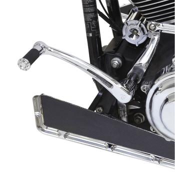 Arlen Ness Beveled Fusion Shifter Peg for Harley - Chrome