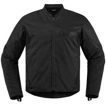 Icon Konflict Jacket - Stealth