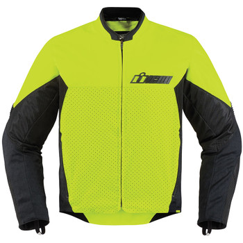 Icon Konflict Jacket - Hi-Viz