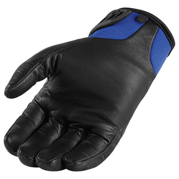 Icon Konflict Gloves - Blue
