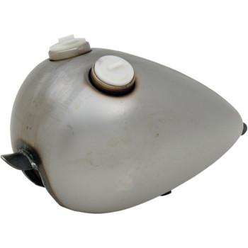 Drag Specialties Wasp Style Gas Tank - Dual Cap