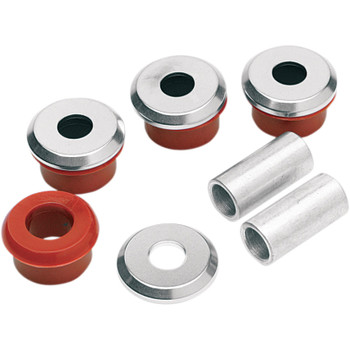 Alloy Art Heavy-Duty Handlebar Riser Bushings for Harley