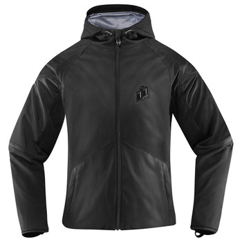 Icon Merc Stealth Women's Textile Jacket