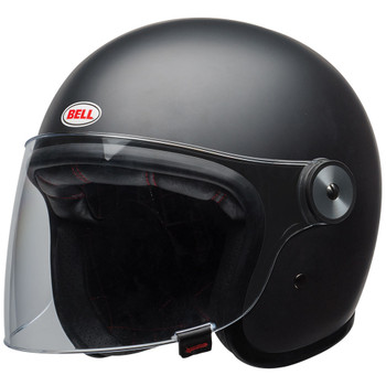 Bell Riot Helmet - Matte Black
