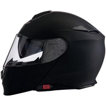 Z1R Solaris Modular Helmet - Matte Black