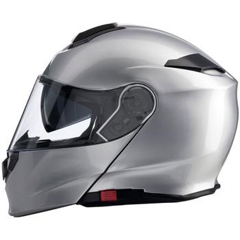 Z1R Solaris Modular Helmet - Silver