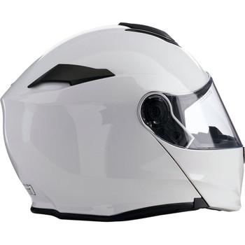 Z1R Solaris Modular Helmet - White