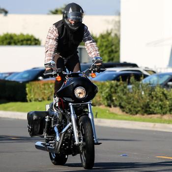 Burly Touring Sport Standard Fairing for Harley